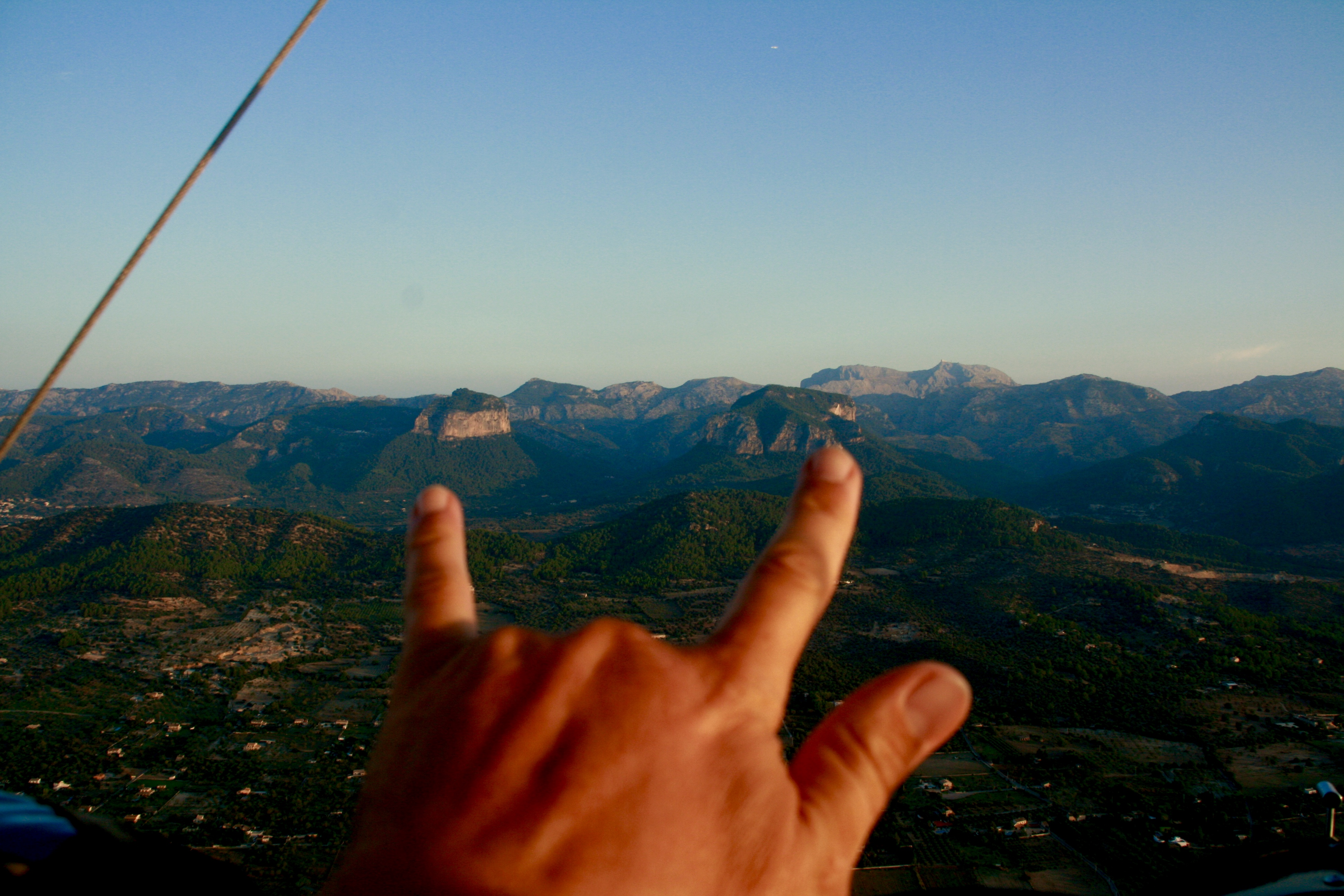 Mallorca in Spain… one of the worlds most beautiful islands to fly FA0D3193-EB6A-4136-A00B-C1B